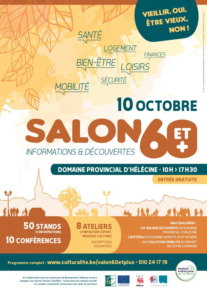 Salon 60+ Hélécine