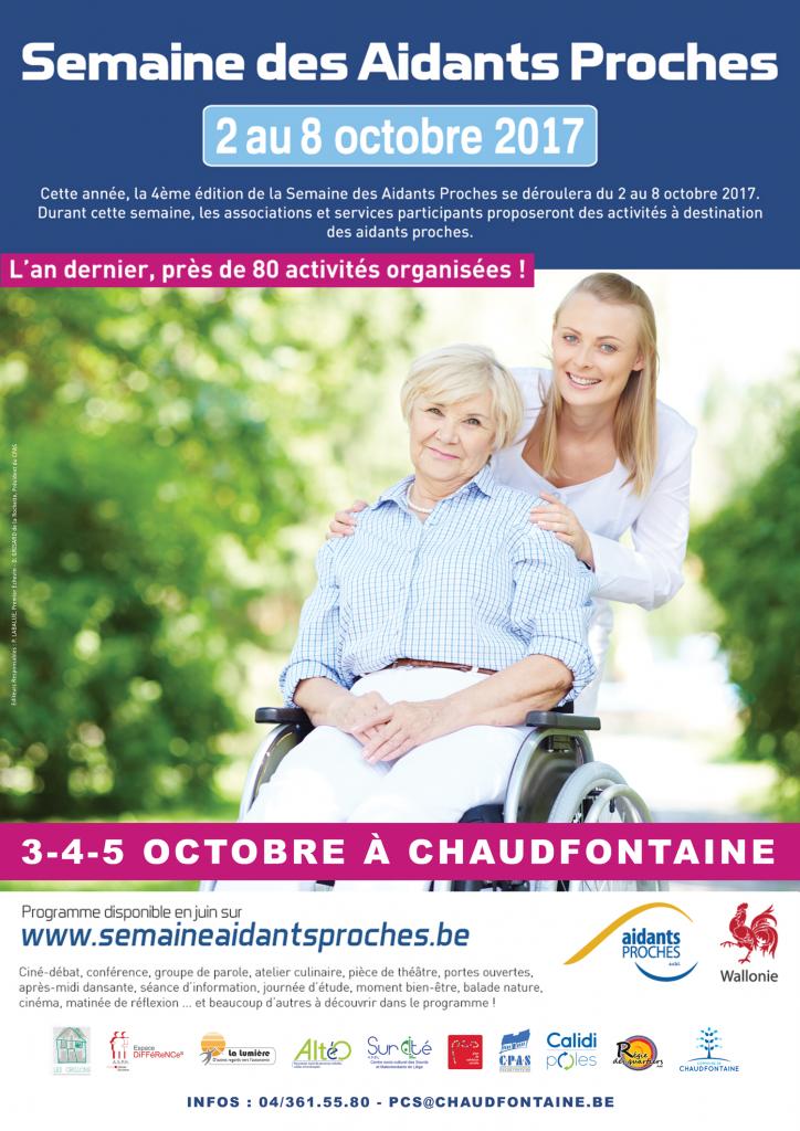 Semaine des Aidants Chaudfontaine